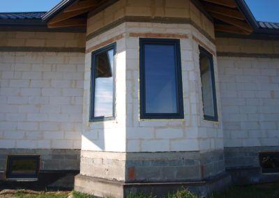 Okna IGLO ENERGY antracyt