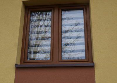 Okno IGLO 5 złoty dąb