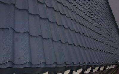 Wymiana pokrycia dachowego na budynku ZGK w Nowej Sarzynie