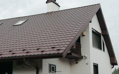 Montaż pokrycia dachowego w Jarosławiu